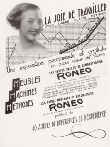 Meuble Roneo